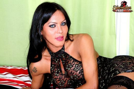 Braziltgirls.xxx- Sexy Luciana Foxx Tops Vinny