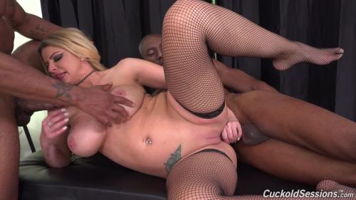 Brooklyn Chase - Two Big Black Cock (13 09 2020) 720p