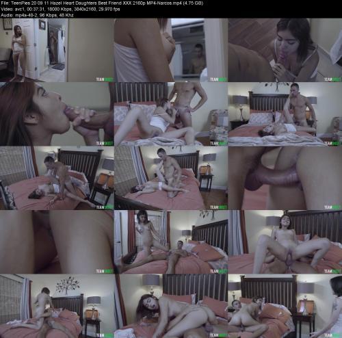 TeenPies 20 09 11 Hazel Heart Daughters Best Friend XXX 2160p MP4-Narcos