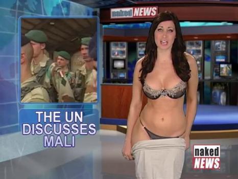 Nakednews.com- Monday January 14 2013