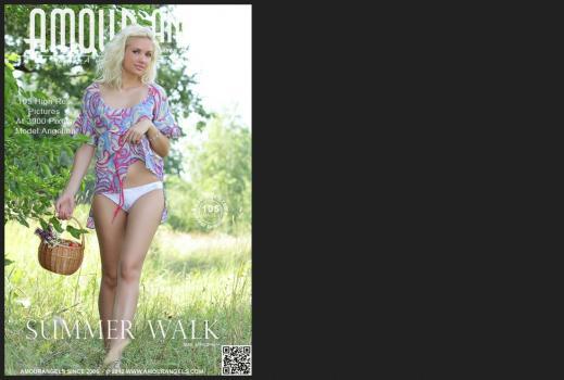 Amourangels- SUMMER WALK