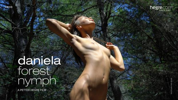 Hegre.com- Daniela Forest Nymph