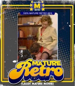 Mature.nl- Horny mature lady sucking and fucking