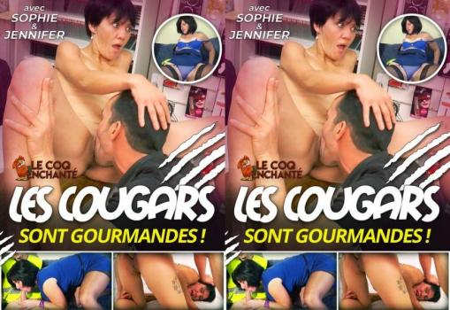 Les Cougars Sont Gourmandes / Cougars Are Greedy (2019)