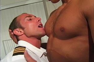 Awesomeinterracial.com- Hot Navy Guy Getting Taste of Cock