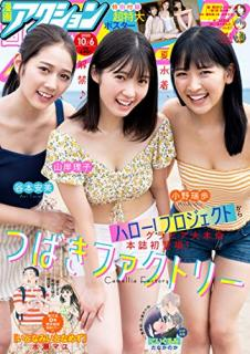 Manga Action 2020-10-06 (漫画アクション 2020年10月06日号)
