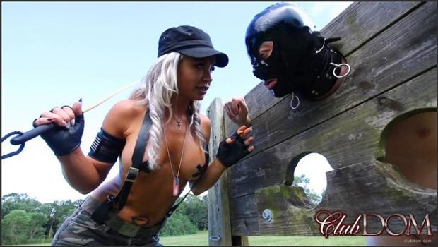 Clubdom.com- Adara Jordan Caning
