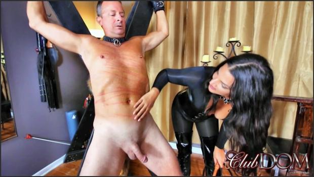 Clubdom.com- Michelle Lacy Bart Whipping