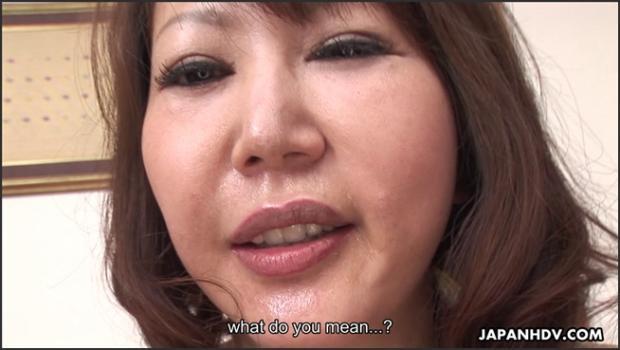 Japanhdv.com- Waka Kano masturbates before fucking her good looking stepson
