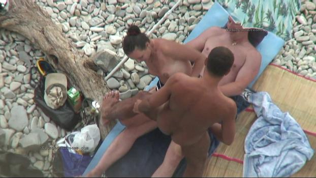 NudeBeachdreams.com- Voyeur Sex On The Beach 55 Part 0506