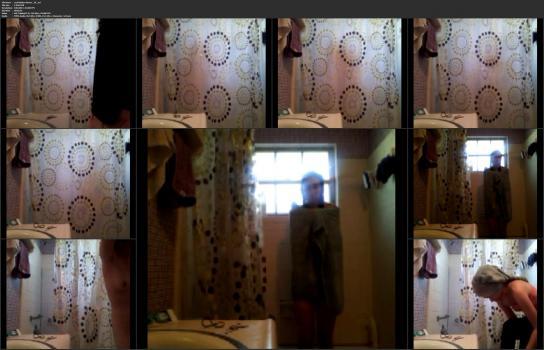 Shower room and locker room videos HD - real hidden shower _56_
