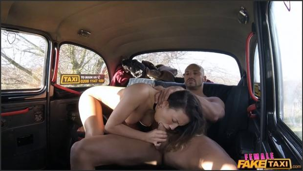 Fakehub.com- Fit taxi driver rides cock like a pro