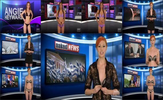 Nakednews.com- Monday January 26 2015