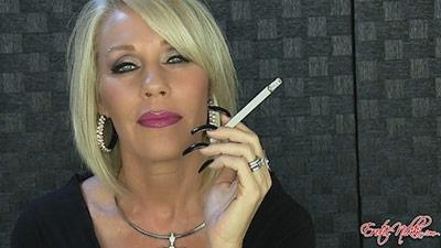 Eroticnikki.com- Cum Twice While I Smoke