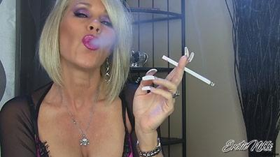 Eroticnikki.com- Smoke Date With Happy Ending
