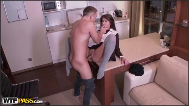 Wtfpass.com- Role Games with a Hot Sassy Chick