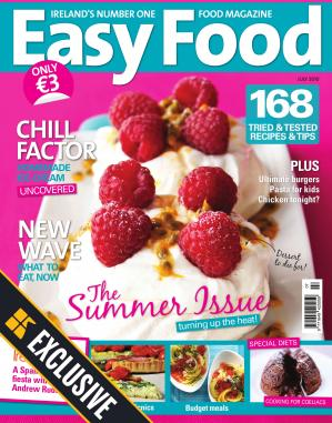 Easy Food Ireland – July 2010