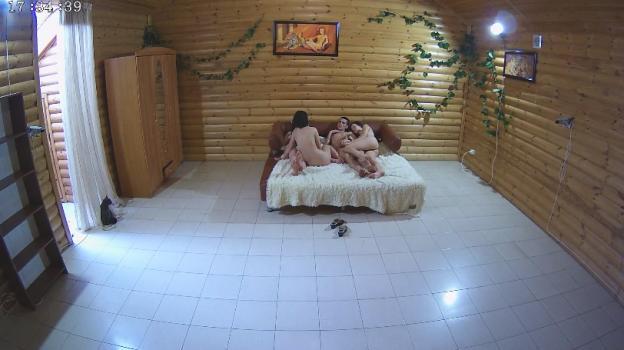 Voyeur-house.tv- Lena peter katie phil nude relaxing june 10
