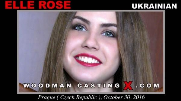 WoodmanCastingx.com- Elle Rose casting X