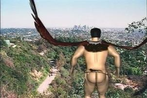 Awesomeinterracial.com- Big Dick Gay Animated Angel Fucks Man While Flying