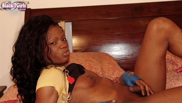 Black-tgirls.com- Celeste_s Smooth & Tempting Solo Shoot