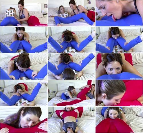 Serena Blair Legging Lesbians [FullHD 1080P]