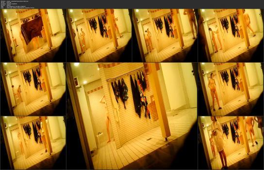 Shower room and locker room videos HD - voyeur - sensational sauna shower video 6