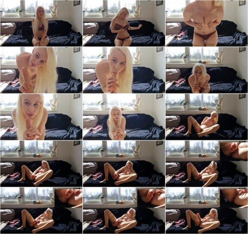 SexyJenJen - Mega nasse Pussy mit Dildo gefickt [FullHD 1080P]