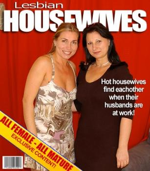 Mature.nl- Evelina Marvellou (43) Silina (43) - Two horny lesbian housewives getting wet and wild