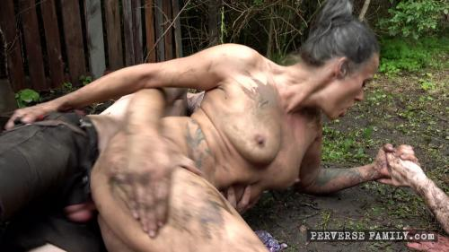 PerverseFamily E22 Dirty Family Orgy XXX 1080p MP4-WEIRD