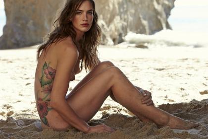 Crista Cober  nackt