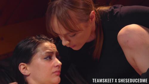 SheSeducedMe 20 04 01 Georgia Jones And Rebecca Vanguard The Interrogation XXX 2160p MP4-KTR