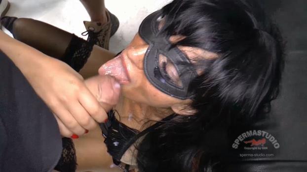Sperma-studio.com- Slut Carmen second round - Spermastudio
