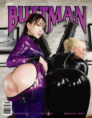 Buttman – 08 Volume 09 No  4 2006