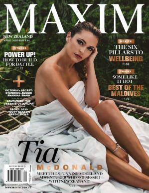 Maxim New Zealand – April 2020