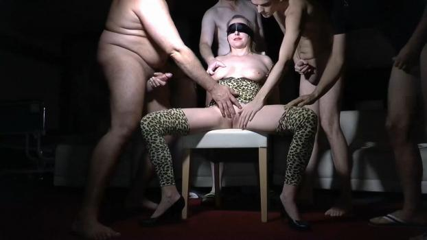 Sperma-studio.com- Blindfold session - Spermastudio