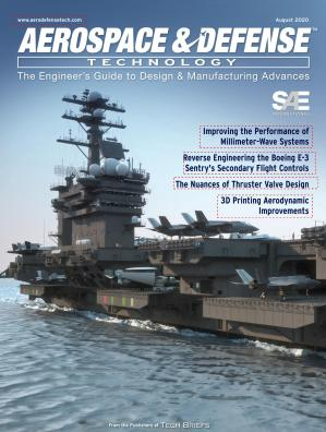 Aerospace & Defense Technology – August 2020