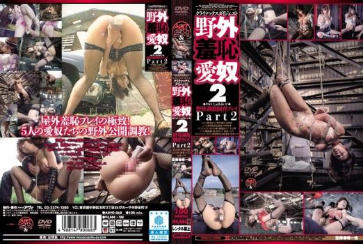 [ADVO-068] 野外羞恥愛奴 2 凌辱 Torture 峰一也