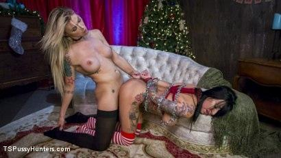 Kink.com- All Lily Lane wants for Christmas is a Nice Hard Cock