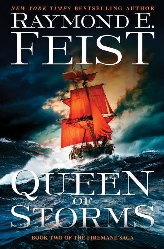 Raymond E. Feist – Queen of Storms