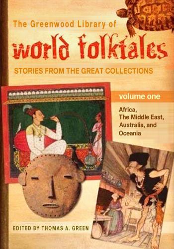 Thomas Green – greenwood Library of World Folktales series