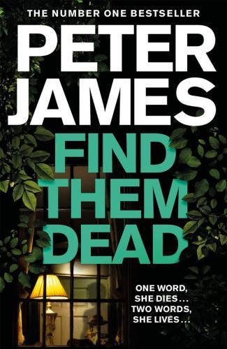 James, Peter – Find Them Dead